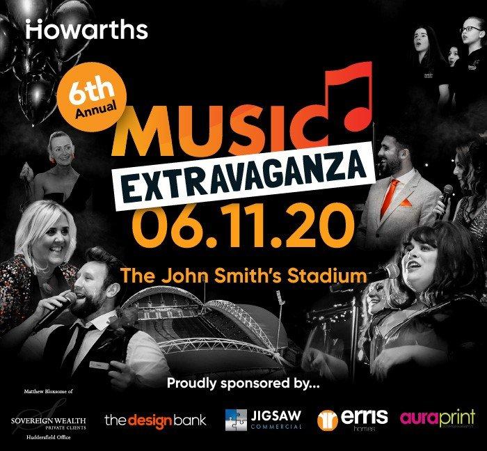 6th Annual Music Extravaganza