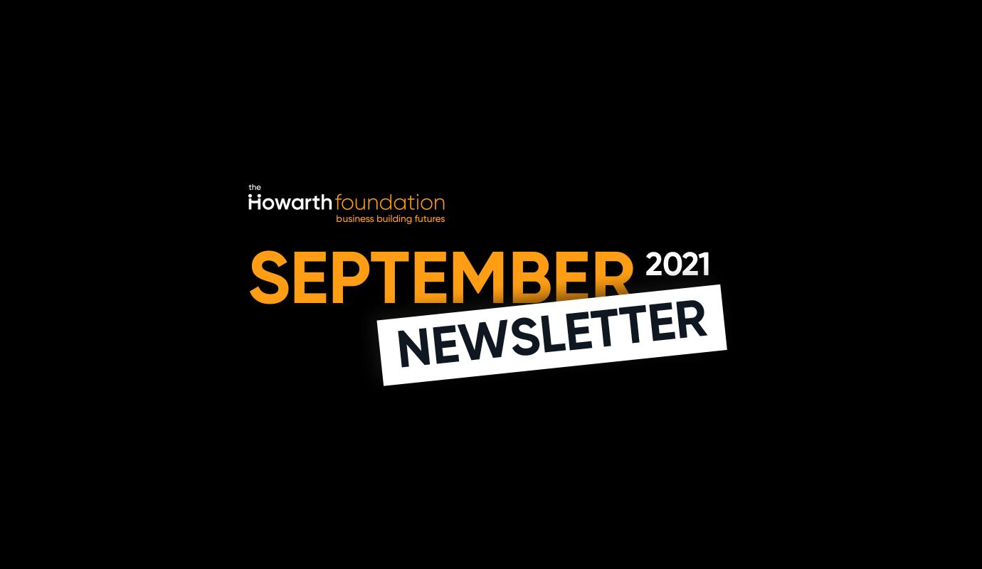 THF Newsletter September 2021